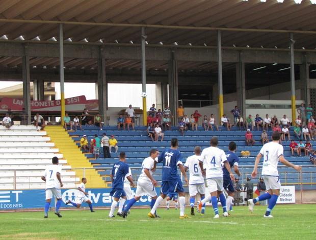 Torcida não tem comparecido aos jogos dos times do Amazonas (Foto: Divulgação/Nacional FC)