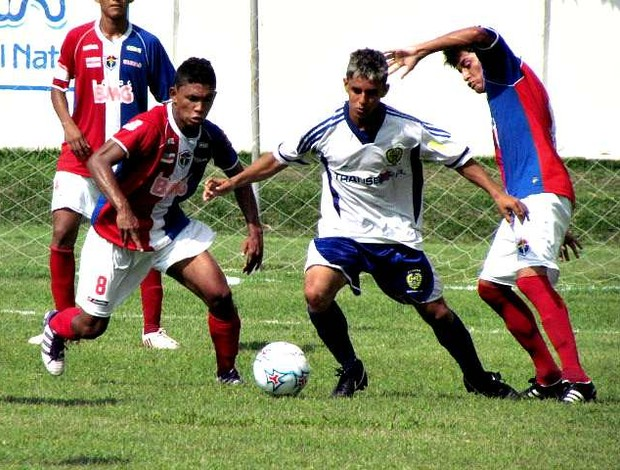 Equipe Juvenil do Nacional (Foto: Divulgação/Nacional)