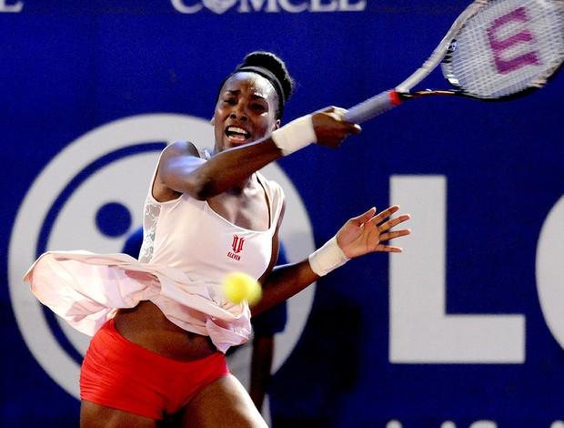Tênis venus williams jogo exibição colômbia  (Foto: Agência EFE)