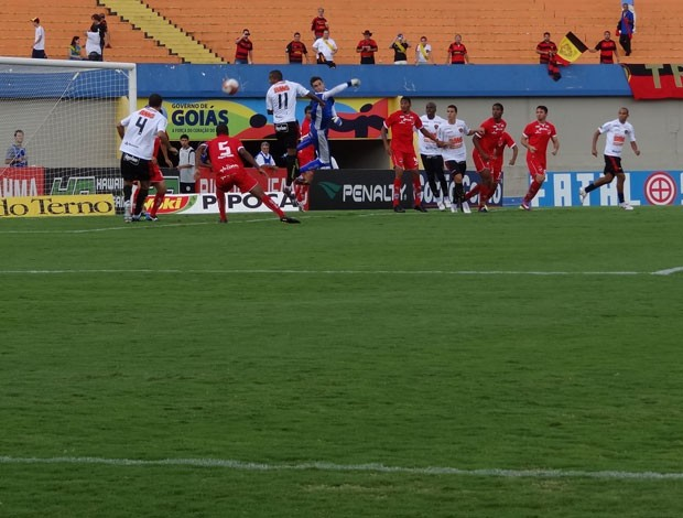 Sport x Vila Nova (Foto: Elton de Castro/GloboEsporte.com)