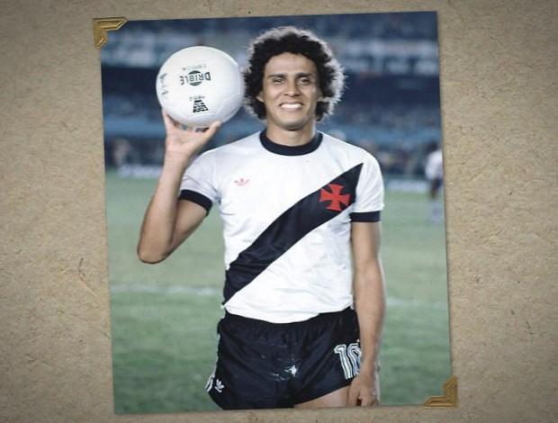 Roberto Dinamite (Foto: Reprodução/TV Globo)
