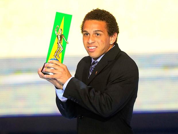 wellington nem prêmio craque do brasileirão (Foto: Marcos Ribolli/GLOBOESPORTE.COM)