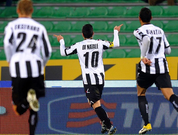DiNatale, Udinese x Chievo (Foto: Getty Images)