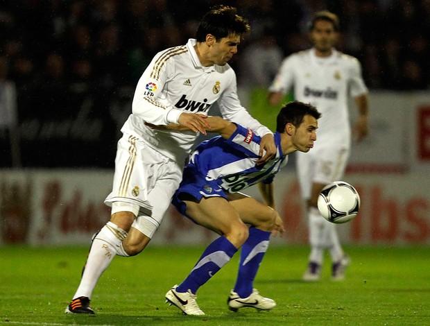 Kaká, Ponferradina v Real Madrid (Foto: Getty Images)