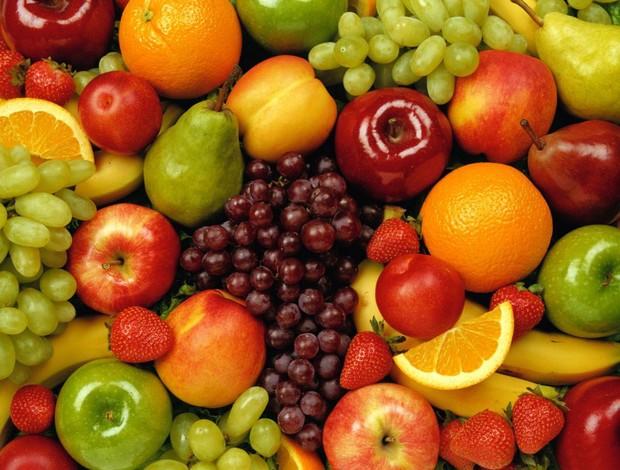 frutas corrida alimentação verão (Foto: Divulgação)