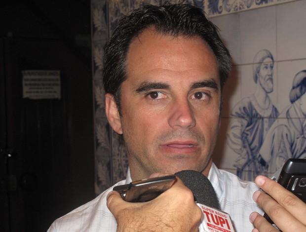 Rodrigo Caetano (Foto: Rafael Cavalieri/Globoesporte.com)