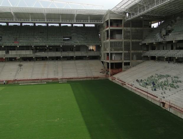 estádio Independência (Foto: Fernando Martins/Globoesporte.com)