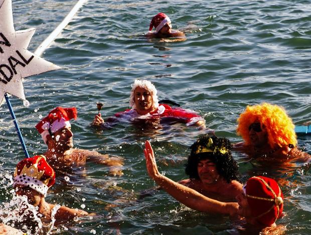 natação copa nadal barcelona (Foto: EFE)