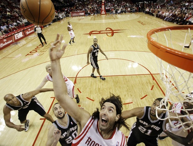 Luis Scola, Houston Rockets (Foto: AP)
