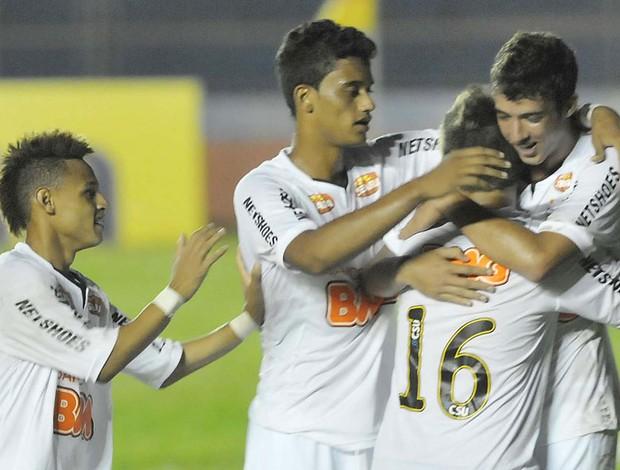santos x vitória-pe copa são paulo (Foto: Futura Press)