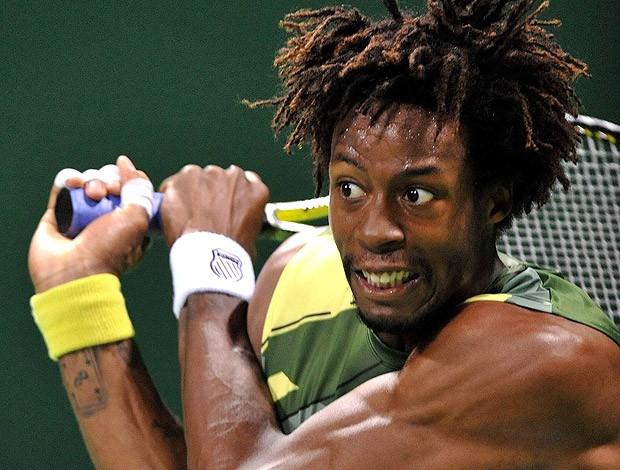 Gael Monfils tênis Doha semifinal (Foto: EFE)