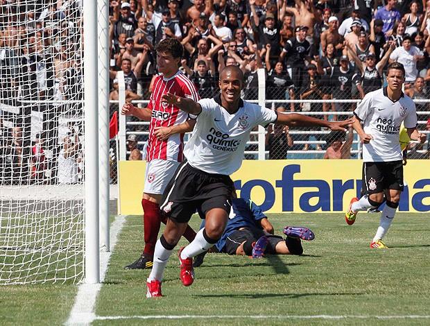 Gol Corinthians Copa São Paulo (Foto: Léo Santos / Futura Press)