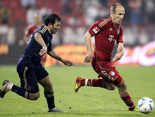 Sayed Moawad Al Ahly Arjen Robben Bayern de Munique (Foto: Reuters)