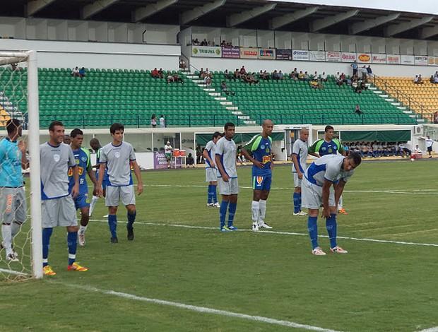Mirassol vence Monte Azul, em jogo-treino (Foto: Divulgação / Mirassol)