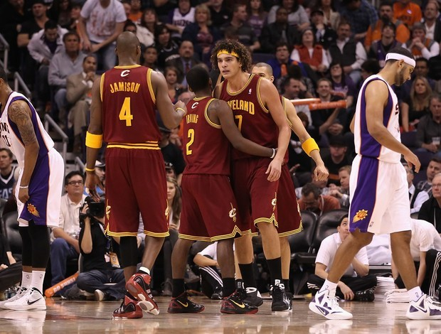 Anderson Varejão, Cleveland Cavaliers (Foto: Getty Images)