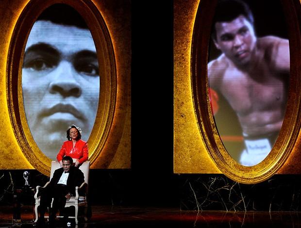 Muhammad Ali em 2010 (Foto: AP)