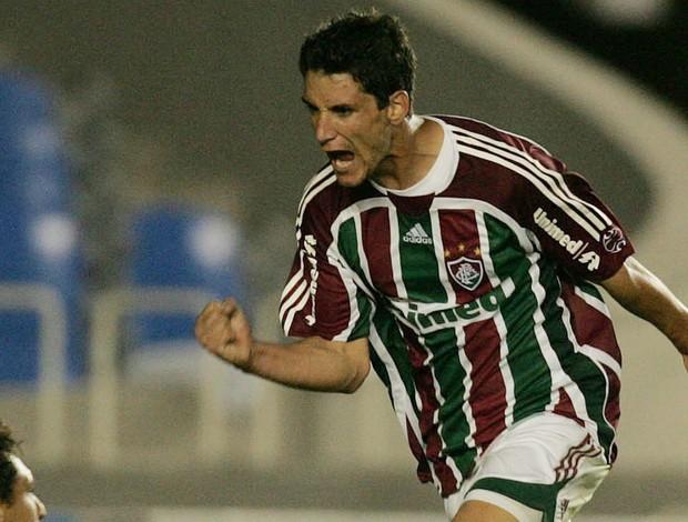 thiago neves fluminense gol 2007 (Foto: Agência O Globo)