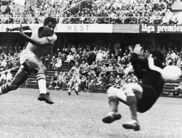 vava brasil x frança 1958 (Foto: Getty Images)