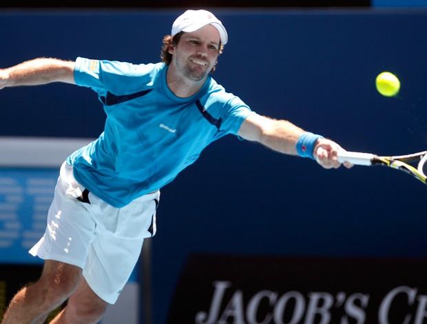 Ricardo Mello tênis Australian Open 2r (Foto: AP)
