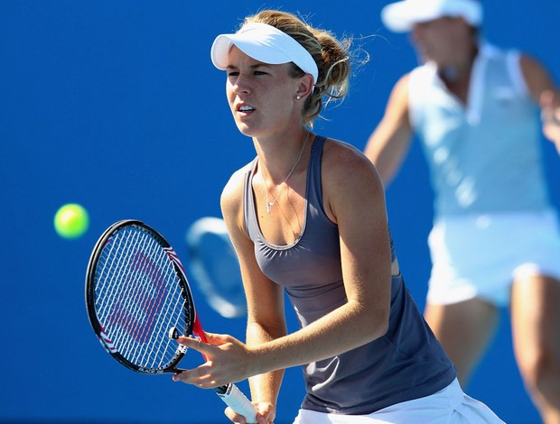 tênis olivia Rogowska australian open gata (Foto: Agência Getty Images)