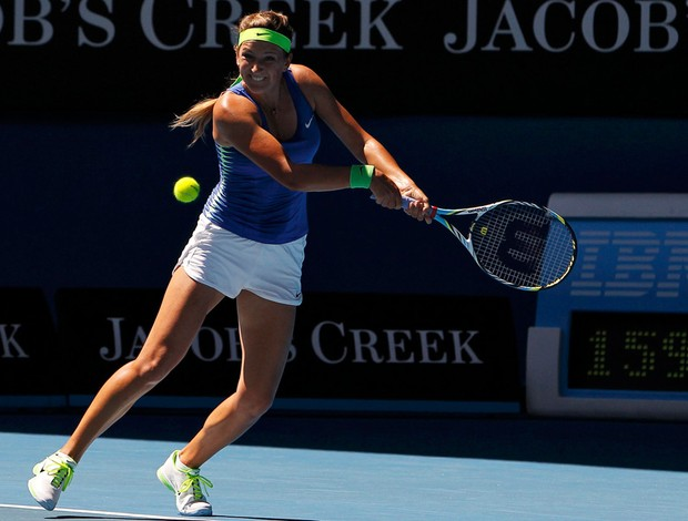 Victoria Azarenka tênis Australian Open oitavas (Foto: Reuters)