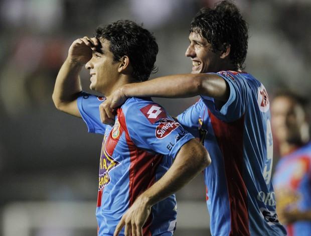 zelaya arsenal x Sport Huancayo (Foto: EFE)