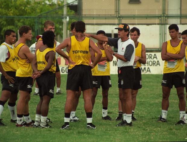 Dimas Filgueiras técnico do Ceará (Foto: Kiko Silva/ Agência Diário)