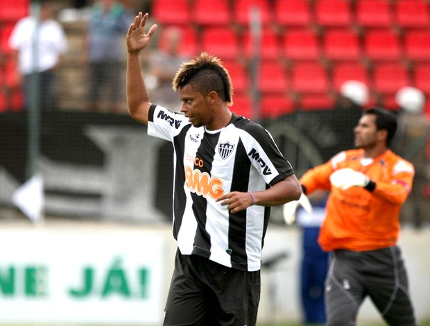 andré atlético-MG gol boa esporte (Foto: Mauricio de Souza / Agência Estado)