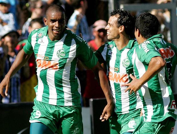 zulu juventude gol grêmio (Foto: Wesley Santos / Agência Estado)