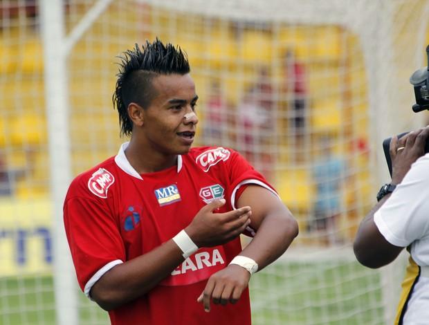 Danrley, do Grêmio Osasco (Foto: Luís Pires/FinePhoto, Divulgação)