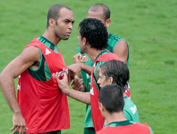 fred  fluminense leandro euzébio (Foto: Pedro Kirilos/Globo)