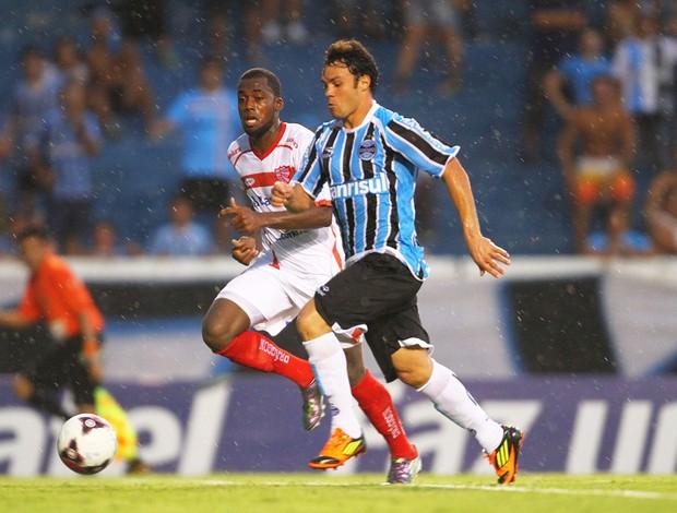 grêmio são luiz kleber gladiador gol gauchão (Foto: Lucas Uebel/Grêmio FBPA)