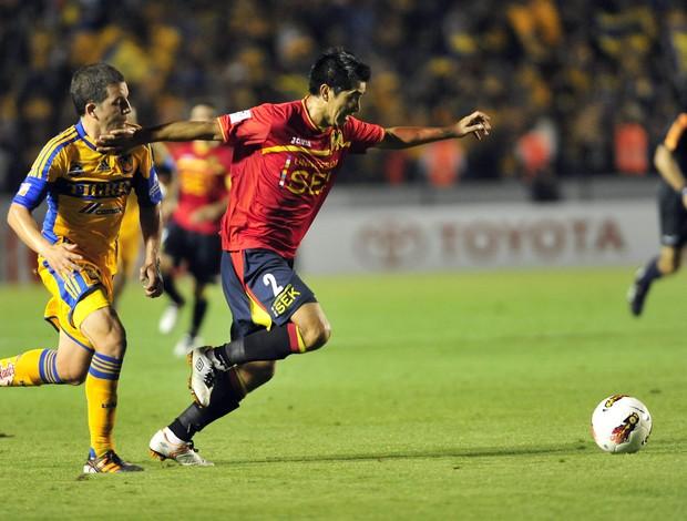 Tigres Unión Española  (Foto: EFE)