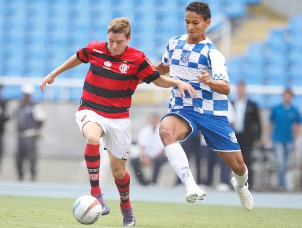 Adryan, Flamengo x Olaria (Foto: André Portugal/Vipcomm)