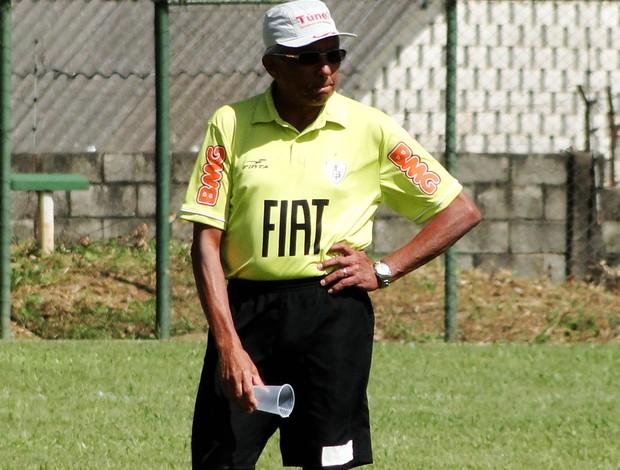givanildo oliveira américa-MG treino (Foto: Ana Paula Moreira / Globoesporte.com)