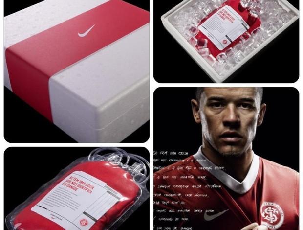 Camisa Inter Nike (Foto: Divulgação)