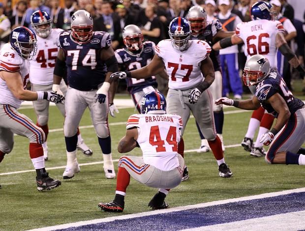 Super Bowl Ahmad Bradshaw (Foto: Getty Images)