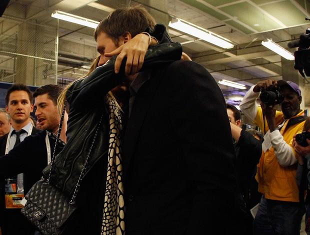 Super Bowl Tom Brady Gisele Bundchen (Foto: Getty Images)