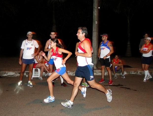 corrida de rua treino 24h (Foto: Arquivo Pessoal)