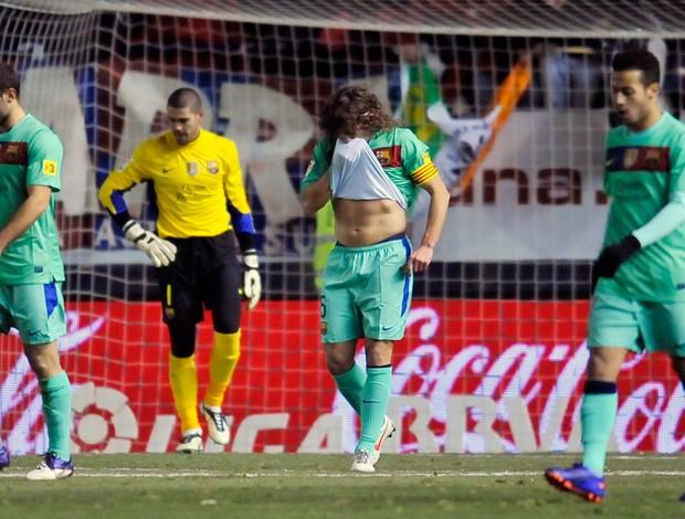 barcelona x osasuna (Foto: AP)