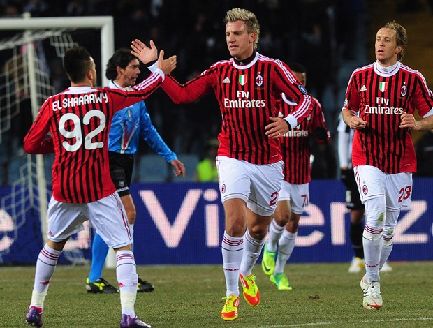 maxi lopez milan x udinese (Foto: Getty Images)