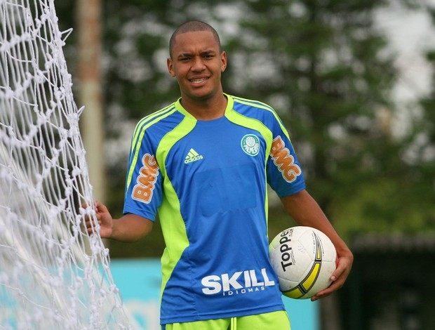 Patrik Palmeiras (Foto: Anderson Rodrigues/Globoesporte.com)
