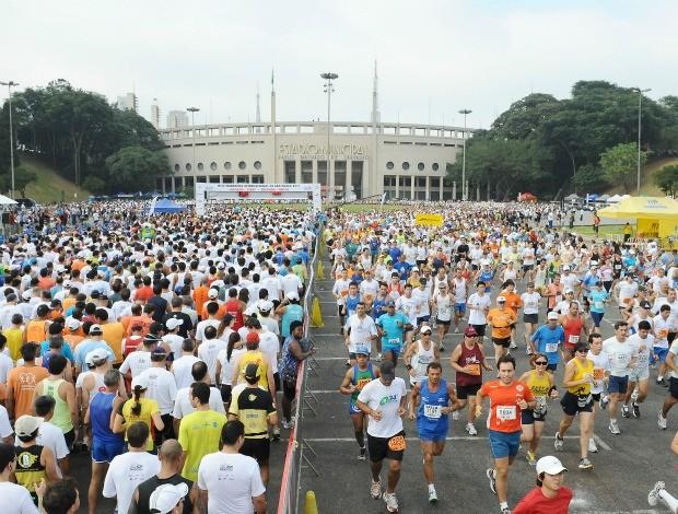 Meia Maratona de São Paulo (Foto: Sérgio Shibuya / ZDL)