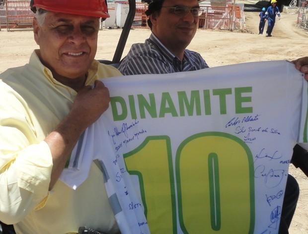 roberto dinamite maracanã (Foto: Divulgação)