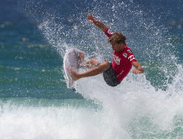 surfe Eric Geiselman Australian Open WQS (Foto: Dunbar / ASP)