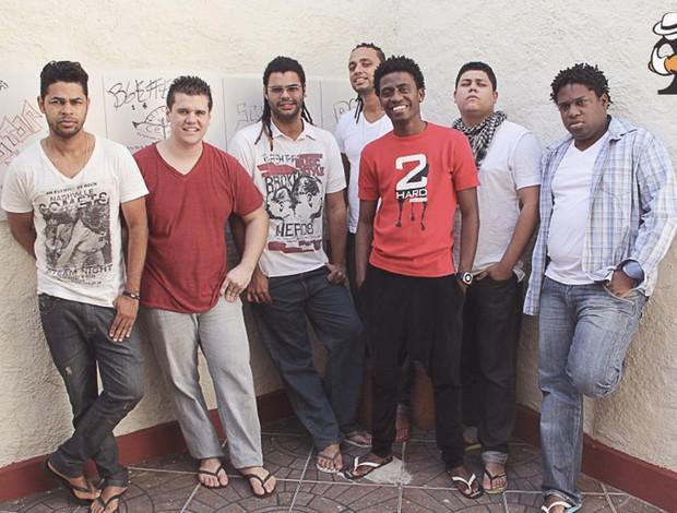 Banda Stylo Ralé (Foto: Bob Lima/ Divulgação)