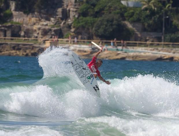 surfe Peterson Crisanto Australian Open  (Foto: Dunbar / ASP)