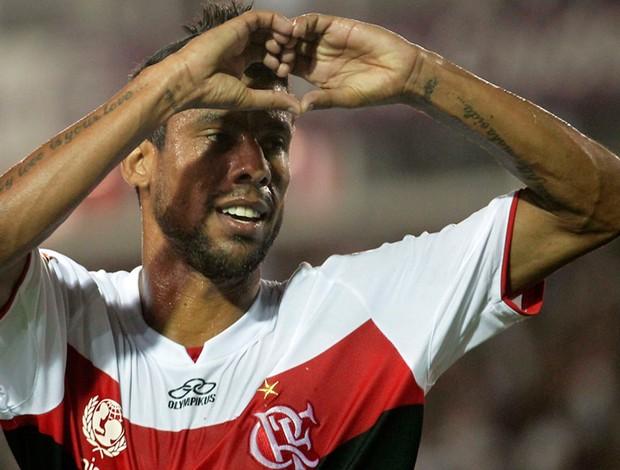 leonardo moura lanus x flamengo (Foto: Reuters)