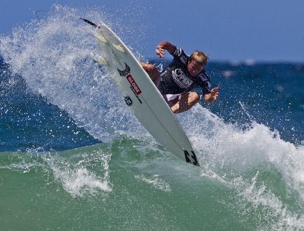 surfe Taj Burrow no Australian Open (Foto: Steve Robertson / ASP)
