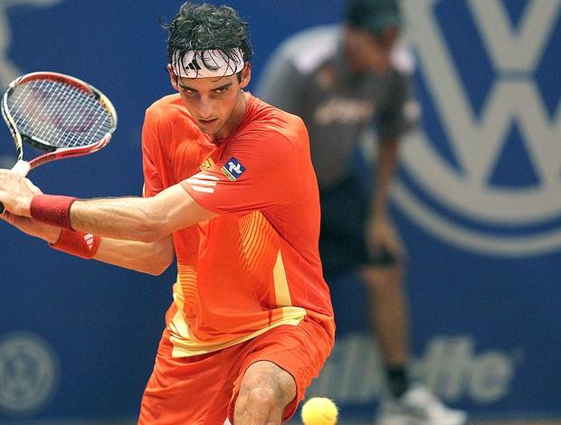 Thomaz Bellucci Brasil Open derrota (Foto: Gaspar Nóbrega / Inovafoto)